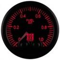 Polttoainepainemittari (0-1 bar)