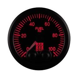 Polttoainepainemittari (0-100 PSI)
