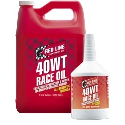 Red Line Race Oil 40WT