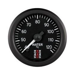 Veden lämpötilamittari (40 - 120øC), Musta tausta