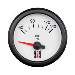 Öljyn lämpötilamittari (60 - 150øC), Valkoinen tausta