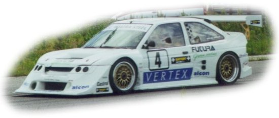 SRT Ford Escort RS Cosworth