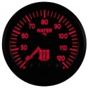 Veden lämpötilamittari (40 - 120øC)