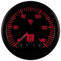 Öljyn lämpötilamittari (40 - 140øC)