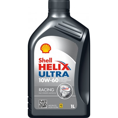 Shell Helix Ultra 10W-60 Racing
