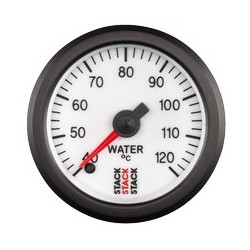 Veden lämpötilamittari (40 - 120øC), Valkoinen tausta